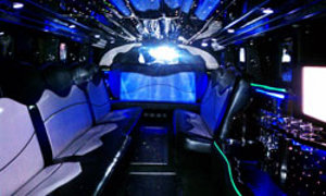 Customized Concert Limo