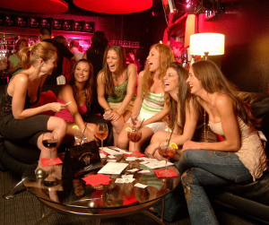 Dallas TX girls' night out