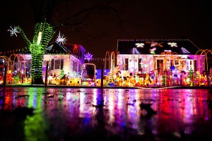 Dallas Holiday Lights Tour