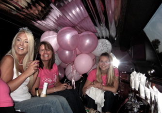 Bachelorette Party Transportation Dallas-Fort Worth TX