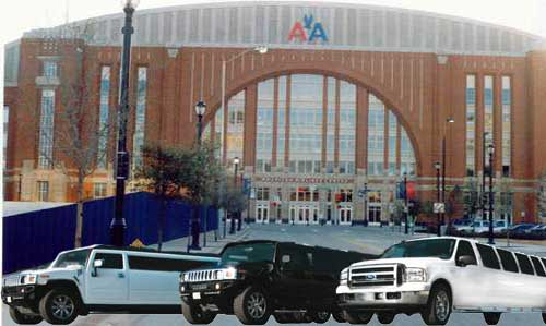 Sporting Event Limos Dallas TX And Fort Worth TX