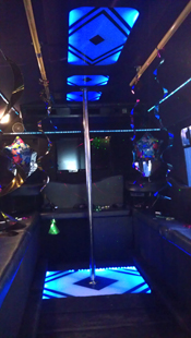 Bachelor party limousine service Dallas, TX