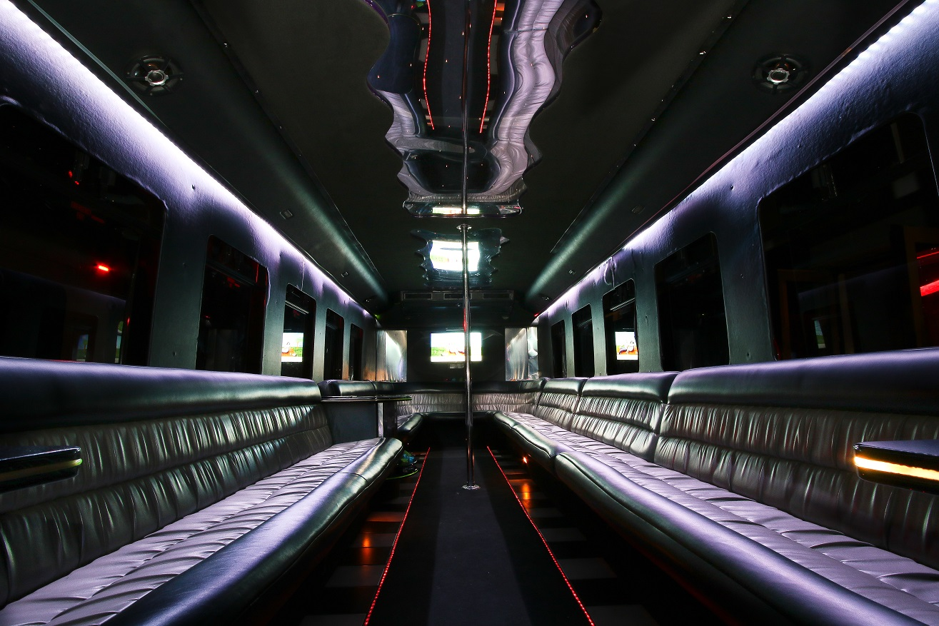 Unity party Bus