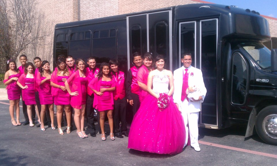 special occasion party bus fort worth tx