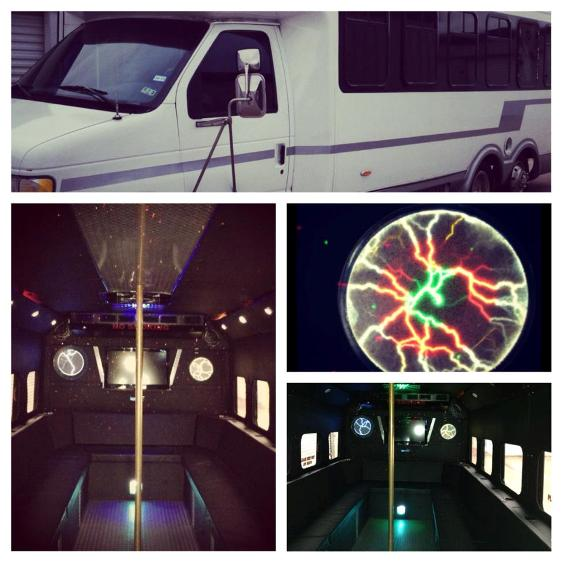 Temptation Party Bus